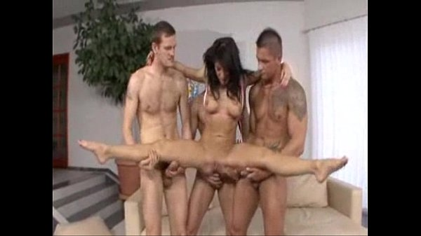 Anal Fucked hard by Three Rare positions Who is she? Thumb