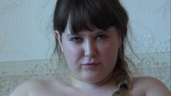 A fat girl in pantyhose smokes and then masturbates Thumb
