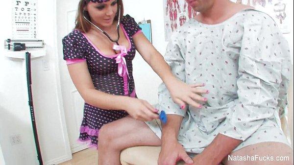 סרטון פורנו Horney Nurses With Natasha Nice