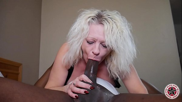 Home invasion turns into Big Black Dick face fucking and pussy pounding Busty Soccer Mom Tiffani Tease