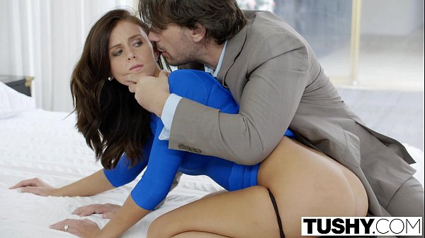 TUSHY First Anal For Hot Wife Whitney Westgate Thumb
