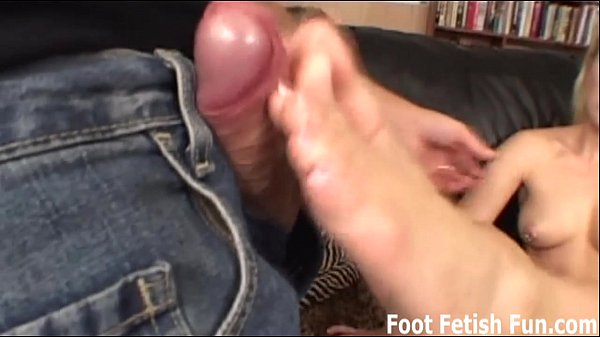 Let me wrap my soft warm feet around your cock Thumb