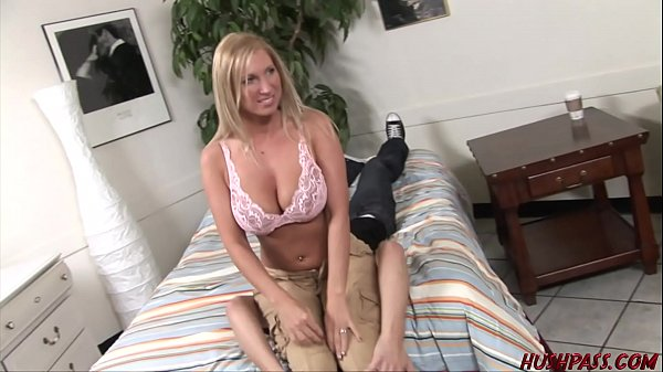 Hot MILF gives attitude and gets cock