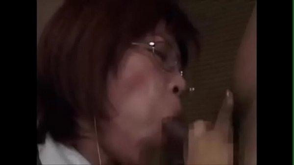 asian mature blowjob -9