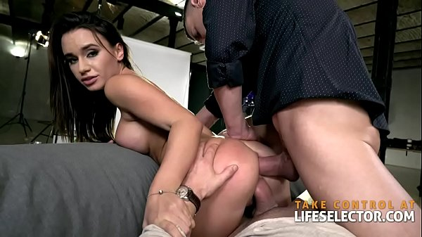 Trophy Wife Lana Roy Believes in Sharing