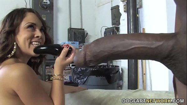 Kristina Rose Interracial Anal Sex