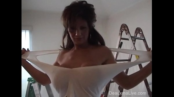 Deauxma gives hubby blow job and then gets fucked in the ass.