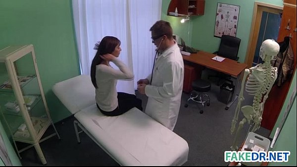 Fake doctor cures headache with his cock Thumb