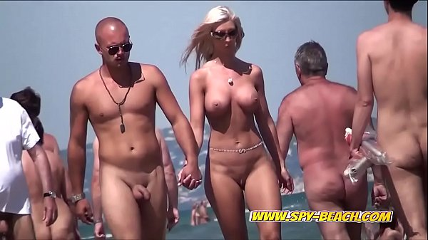 Big Boobs Nudist Amateurs Voyeur Beach Compilation Video