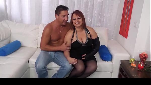 Scambisti Maturi - Mature Italian Bbw Kiara Rizzi Enjoys Dirty Anal Swinger Sex  thumbnail