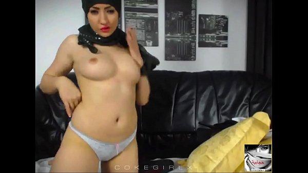Muslim Hijab Arab Girl   Preview   ASS BOOBS   CokeGirlx Thumb