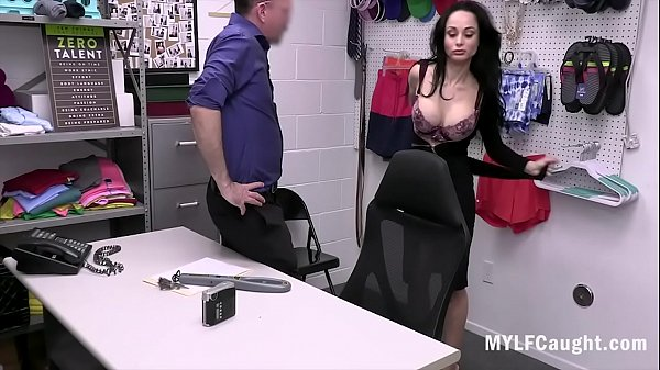 Busty Italian MILF Fucked By Cop As Punishment- Crystal Rush