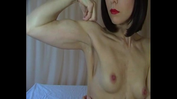 Flexing topless Thumb