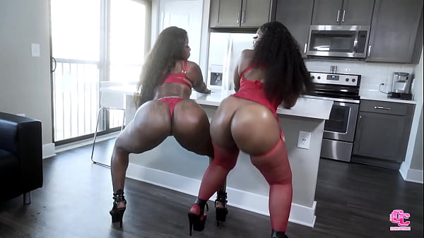 All This Chocolate Ass and Pussy To Eat Thumb