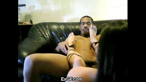 EXGF Couch Fucking