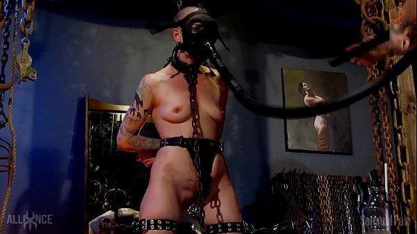 Inceptive Breathing Bubbler BDSM clip 3