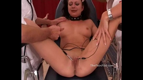 Medical bdsm and extreme doctors fetish of crying amateur slaveslut tortured to Thumb
