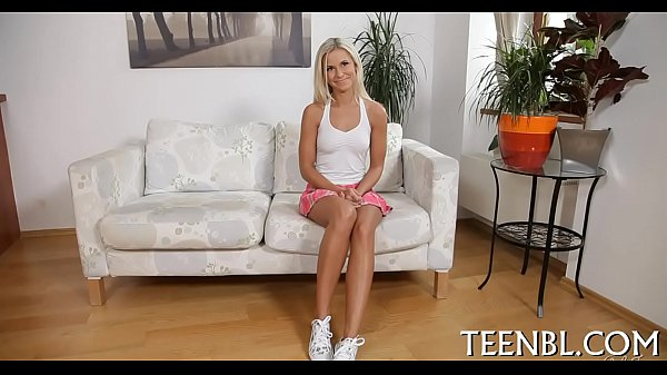 Throat creampie for cute legal age teenager  thumbnail