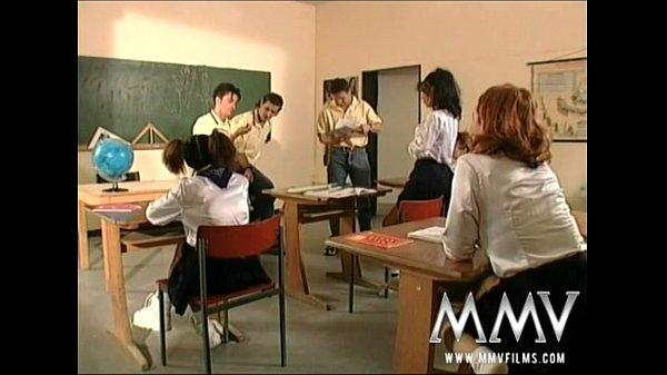 MMV Films German class room orgy Thumb