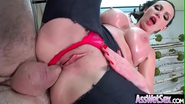 Deep Hard Anal Sex With Lovely Big Round Butt Girl (Nikki Benz) video-26 Thumb