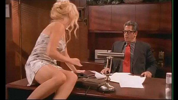 Bawled out her boss naughty secretary Ava Vince...