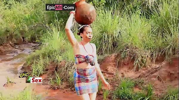 Slutty teen got fucked on her way back from village stream Thumb