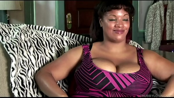 Big beautiful black BBW talks dirty and fucks her wet pussy