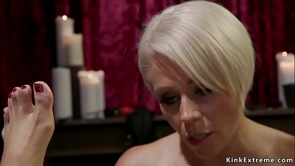 Hot ass mature ass whipped and banged Thumb