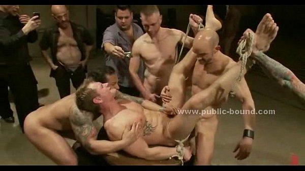 Porno sado gay en español