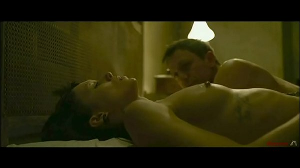 Mainstream sex and nudity from the movie The Gi...