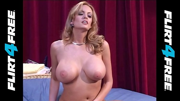 Stormy Daniels - Classic 2004 Webcam Scene on Flirt4Free Thumb