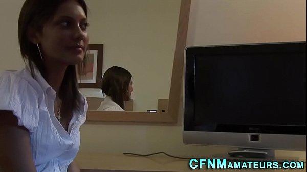 Порно видео жена подглядывает замужем