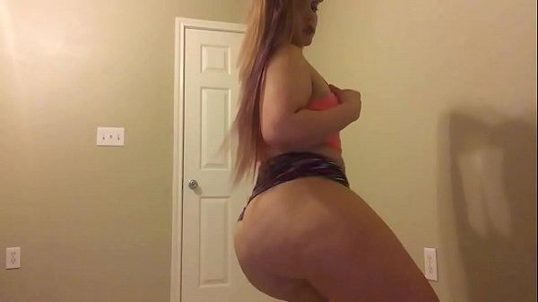 White Girl Twerk PAWG Whooty Booty Clapping - Cam2Flirt.com