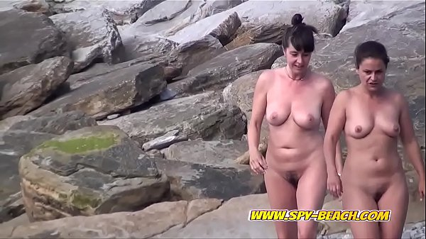 Hairy Pussy Nude Beach MILFs Amateurs Spy Cam Video