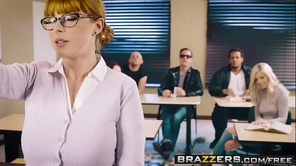 Brazzers - Big Tits at School -  The Substitute Slut scene starring Penny Pax and Jessy Jones Thumb