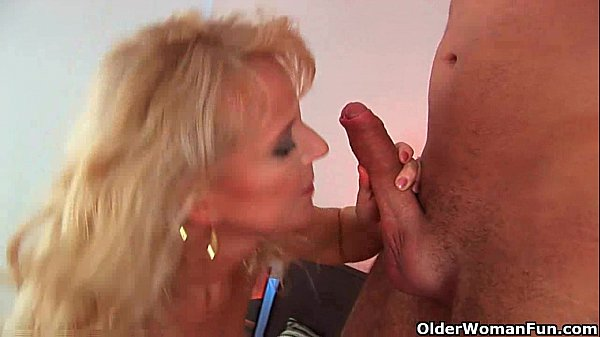 Granny being fucked hard