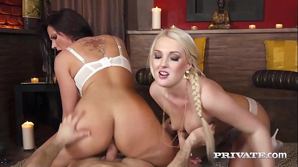 Private.com - Busty Babes Jolee Love & Lovita Fate Fuck Cock
