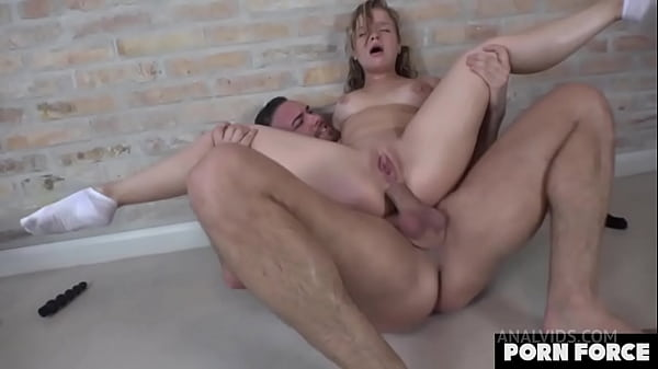 Muscular Alpha Male Destroys Asshole Of Super Flexible Petite Teen Girl Alexy Flexy In Rough Anal Sex Session PF013 Thumb