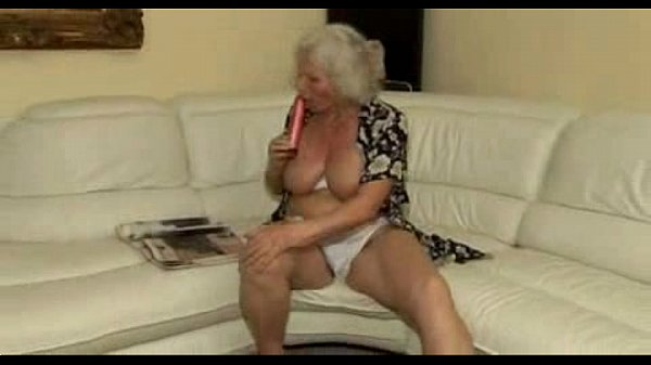 Hot sex with delicious grandmother  thumbnail