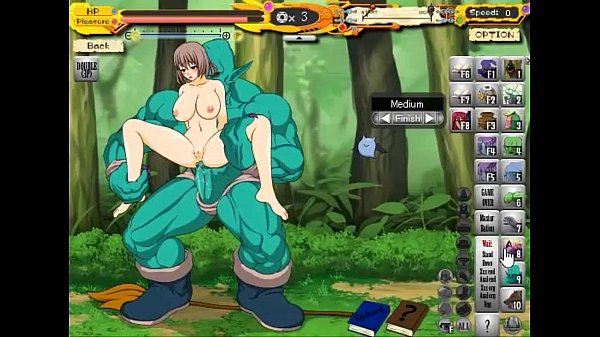 Hentai Game Witch Gril Thumb