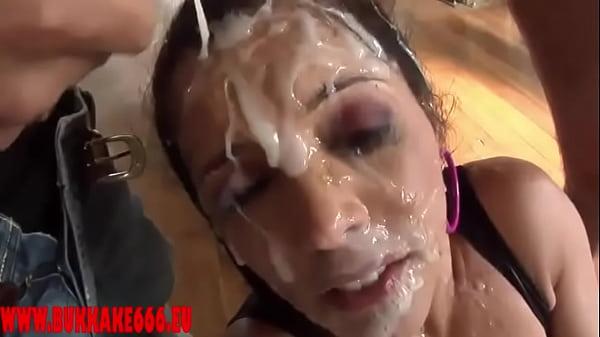 Teen sperm face