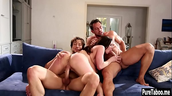 Naught guys penetrated into hot mature with big boobs
