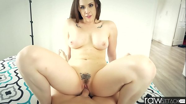 RawAttack - Chanel Preston is punished by a monster cock, interview, big boobs and big booty Thumb