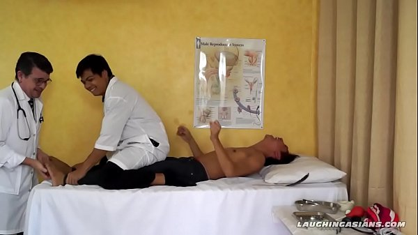 2018-11-13 08:57:39 - Asian boy medical and tickle fetish 5 min  HD http://www.neofic.com