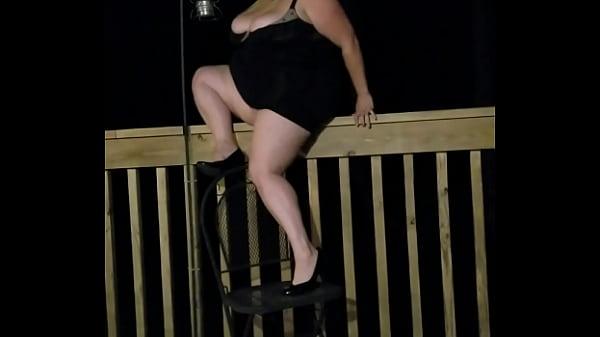 Kat Cumsalot Goth Clip