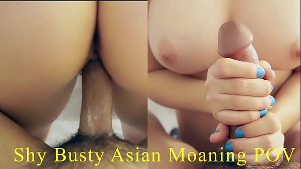 Shy Big Tit Asian Really Tight Pussy Moaning And Crying That She's Cumming On Big Cock. Sexy Japanese Round Ass. English-Spanish Subtitles, POV Thumb