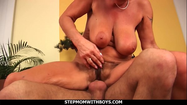 Stepmom With Boys Stepmom Sucks Tits Together With Stepson Thumb