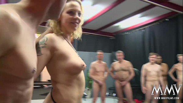 MMV FILMS Crazy German Gangbang Thumb