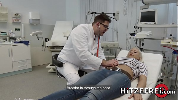 HITZEFREI Lilli Vanilli fucked by her doctors big cock