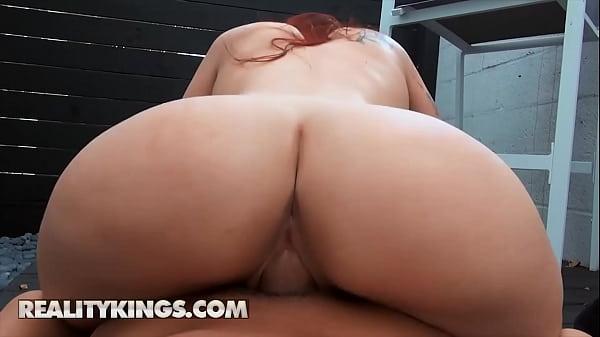 Horny (Maci May) Cant Wait To Taste (Tyler Steels) Big Hard Dick - Reality Kings